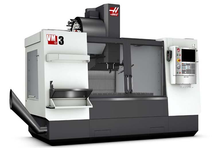 Haas VM3